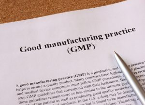 good manufacturing practices document