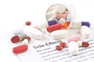 drugs and side effects list